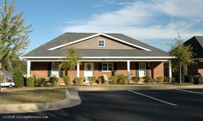 The Homes at Eagles Landing South apartments in Auburn, Alabama