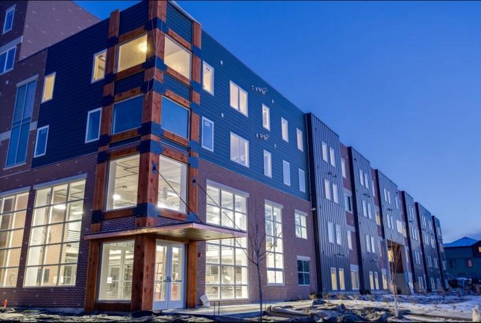 900 Factory apartments in Logan, Utah