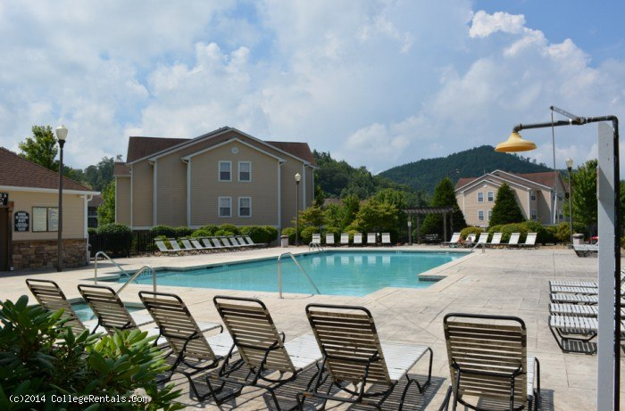 University Highlands Apartments In Boone North Carolina