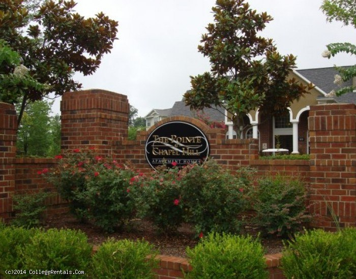 The Pointe Apartments Chapel Hill