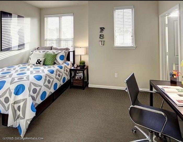 U Club On Woodward Apartments In Tallahassee Florida