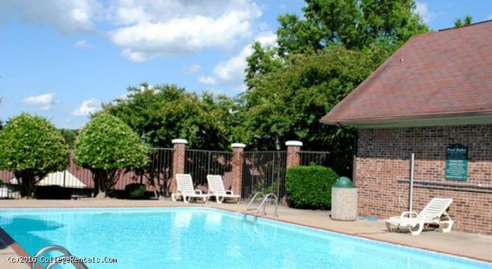 The Waterford apartments in Little Rock, Arkansas