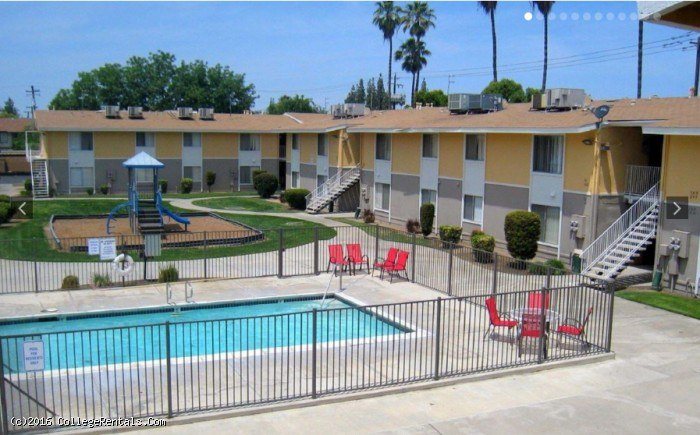Sycamore Heights Apartments In Fresno California
