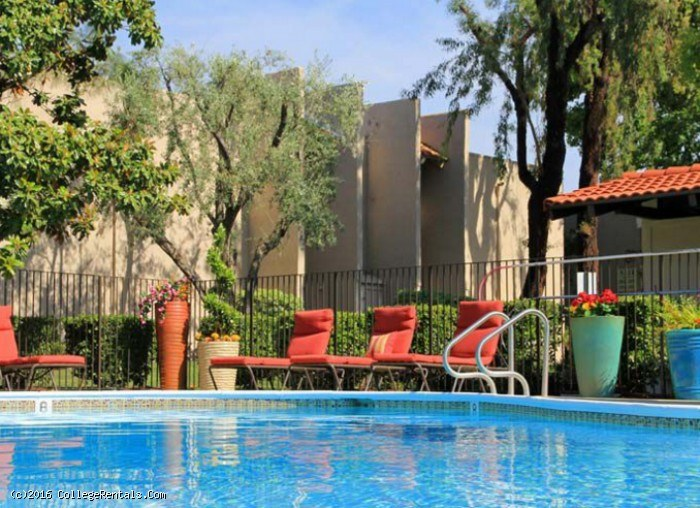 Campus Edge Fresno Apartments In Fresno California
