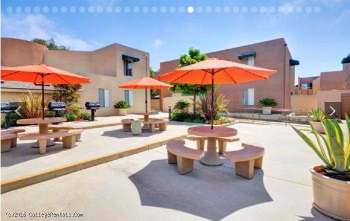Village Square La Jolla Apartments