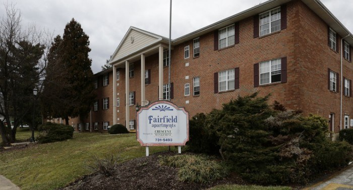 Fairfield Apartments Apartments In Newark Delaware