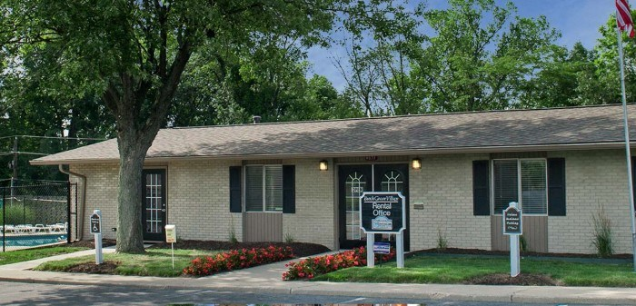 Beech Grove Village apartments in Indianapolis, Indiana