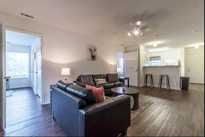 University Village At Clemson Apartments In Central South Carolina