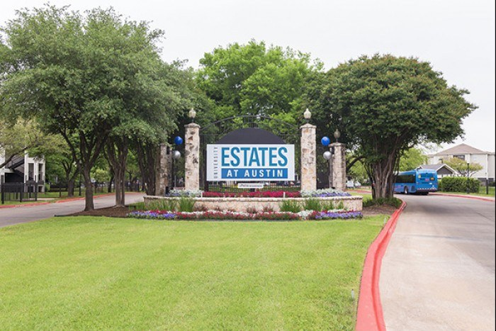 University Estates at Austin apartments in Austin, Texas