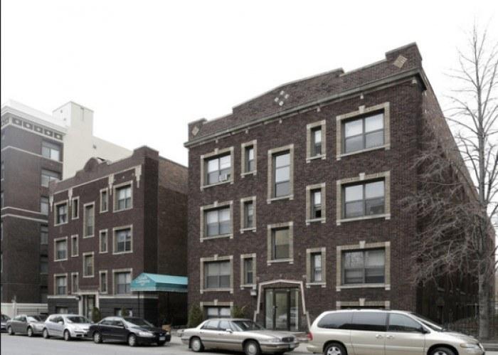 La Salle Commons Apartments In Minneapolis Minnesota