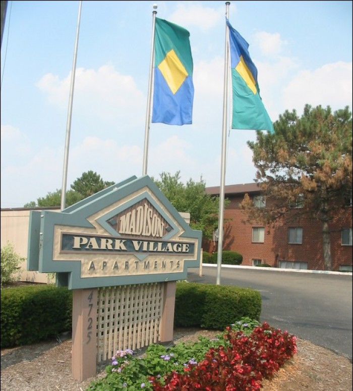 Madison Park Village Apartments In Indianapolis, Indiana