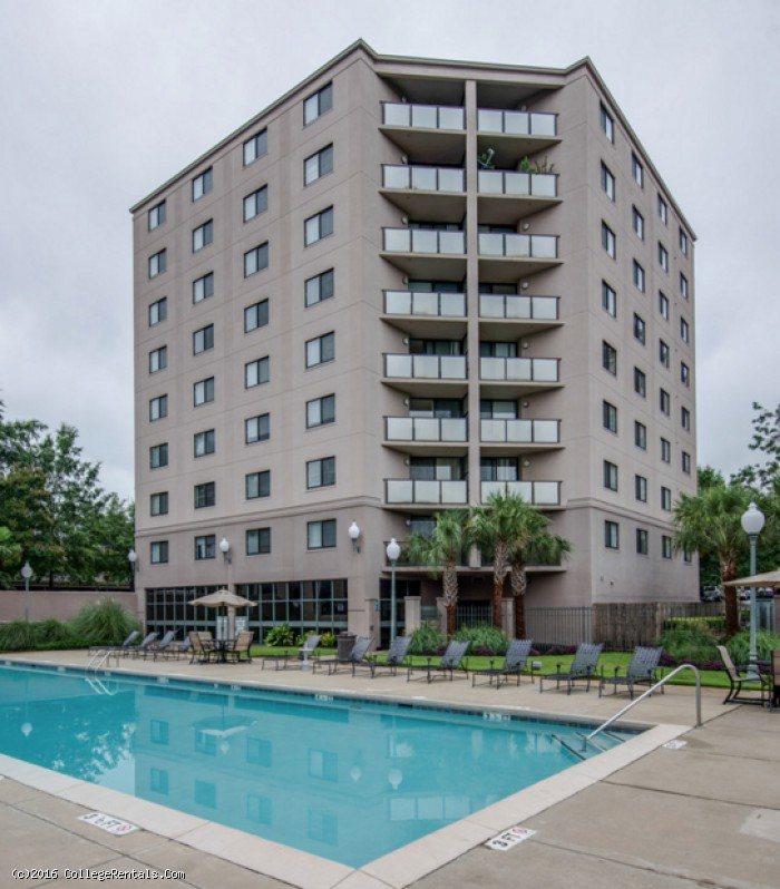 Pavilion Apartments: Pavilion Towers Apartments In Columbia, South Carolina