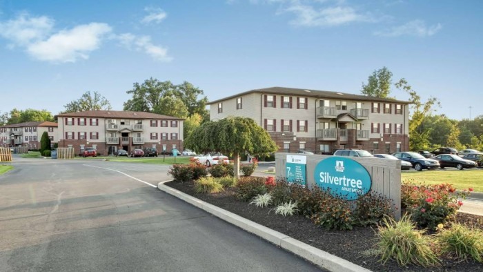 Silvertree Apartments In Muncie Indiana