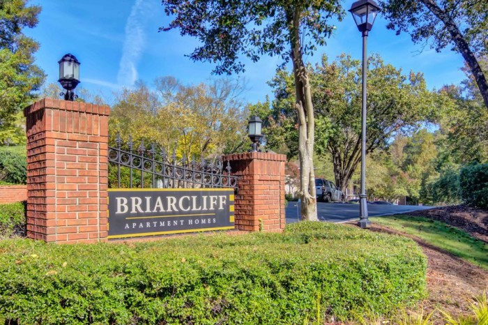 Briarcliff apartments in Atlanta, Georgia