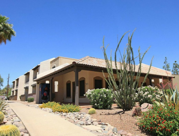 The Agave apartments in Tucson, Arizona