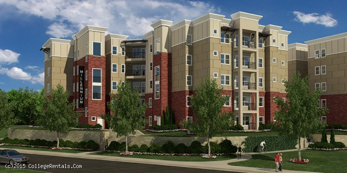 Millennium Ou Apartments In Norman Oklahoma