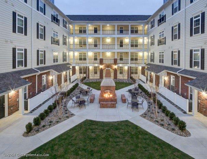 Student Apartments Kent Ohio