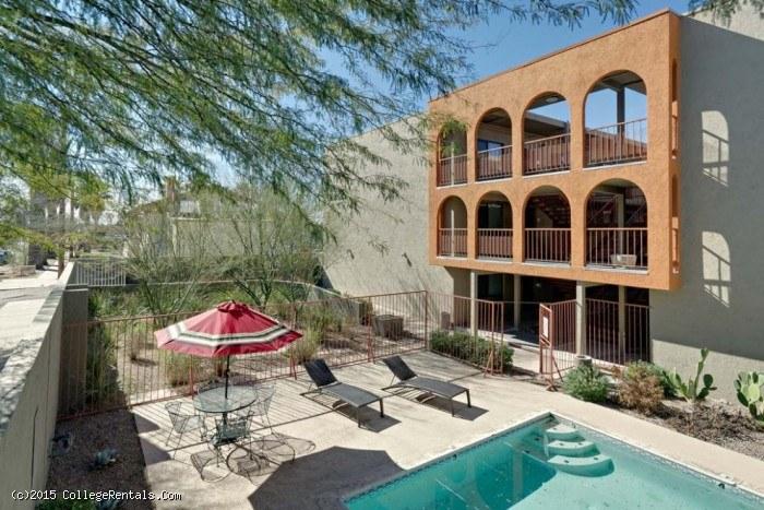 University Lofts Apartments In Tucson Arizona