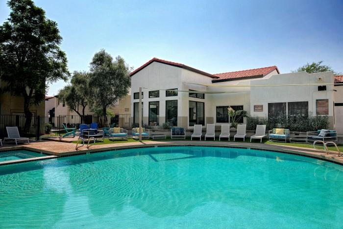 Villa Blanco Apartments In Tempe Arizona