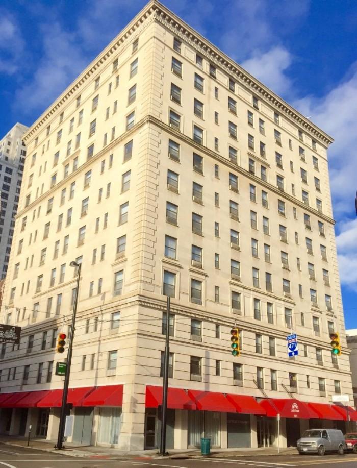Lytle Tower Apartments In Cincinnati Ohio