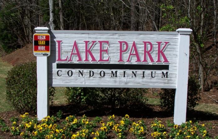 Lake Park Condos Apartments In Raleigh North Carolina