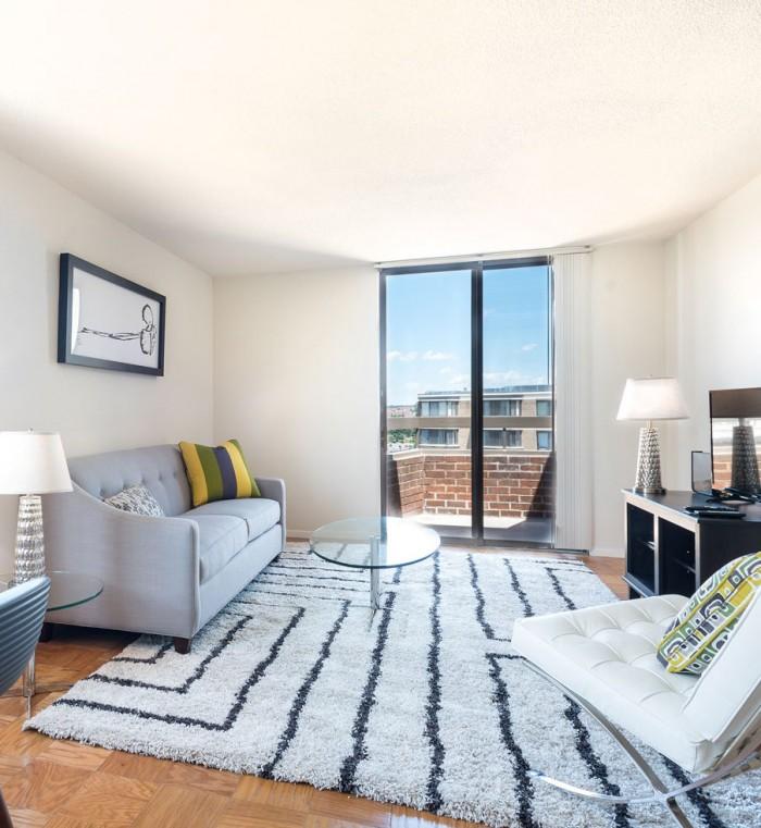 Apartments Around Dc: Zen Apollo Apartments In Washington, District Of Columbia