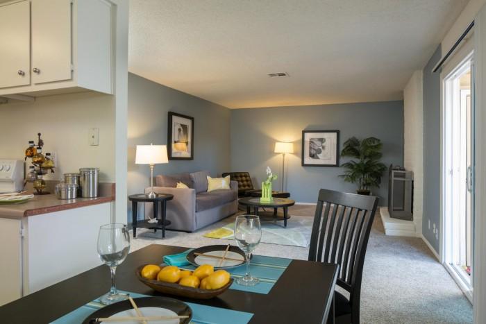 The Palms Apartments In Sacramento California