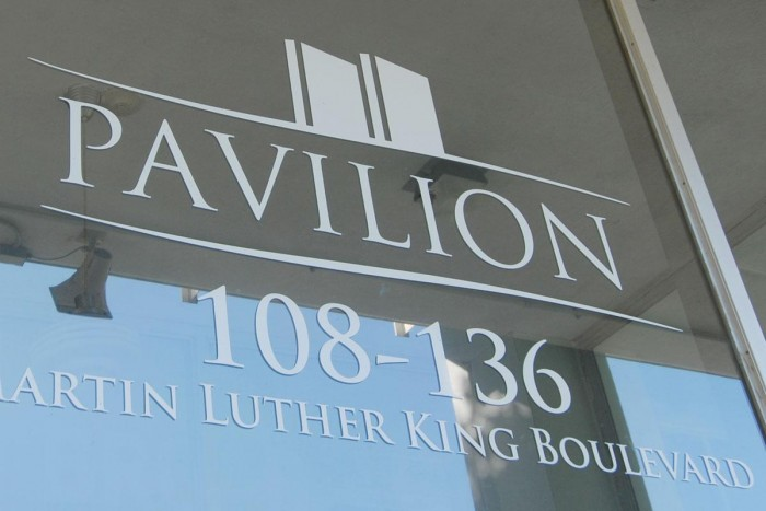 Pavilion Towers apartments in Newark, New Jersey