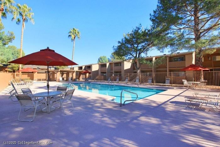 Arcadia Park Apartments In Tucson Arizona