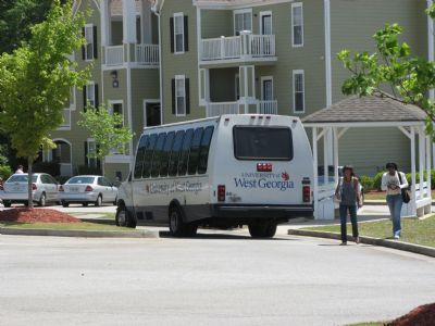 Shuttle to UWG Campus