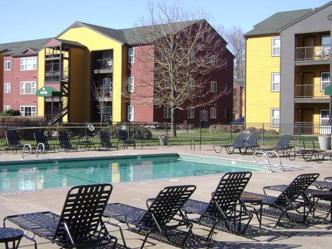 Stadium Park Apartments In Eugene Oregon