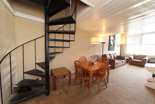 Spiral Stairs to Your Loft