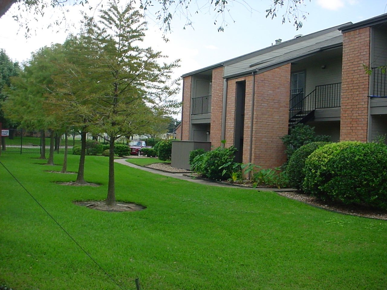 Brookside apartments in Bryan, Texas