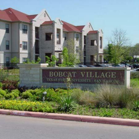 Bobcat Village Apartments In San Marcos Texas