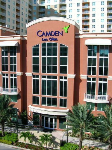 Camden Las Olas Apartments In Fort Lauderdale Florida