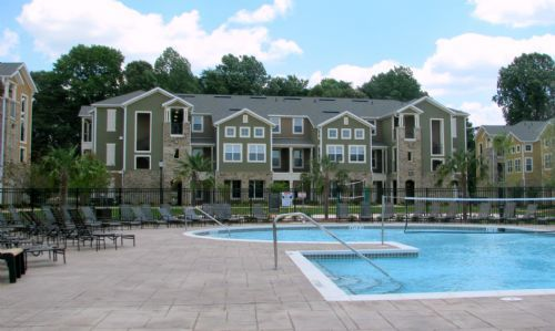 College Park Place Apartments Greensboro Nc