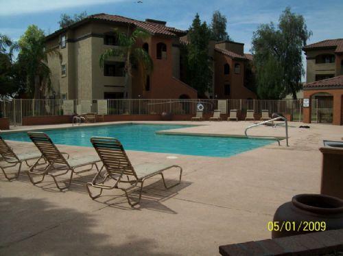 The Courtyards apartments in Mesa, Arizona