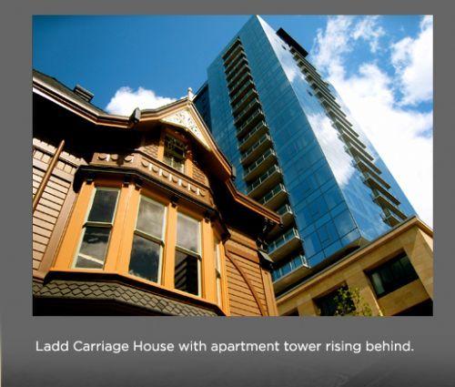 Oregon Apartments: Ladd Apartments In Portland, Oregon
