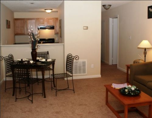 Campus Side apartments in Augusta, Georgia