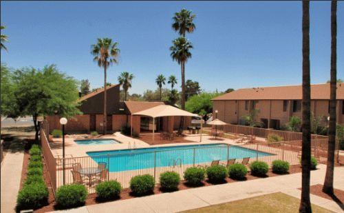 Bella Vista Apartments In Tucson Arizona