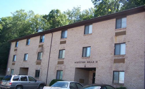 Scottish Hills Apartments In Radford Virginia