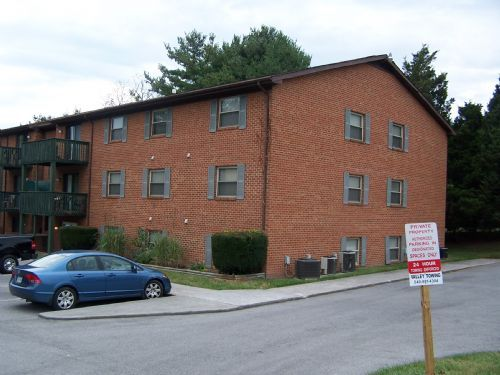 Whipple Drive Apartments In Blacksburg Virginia