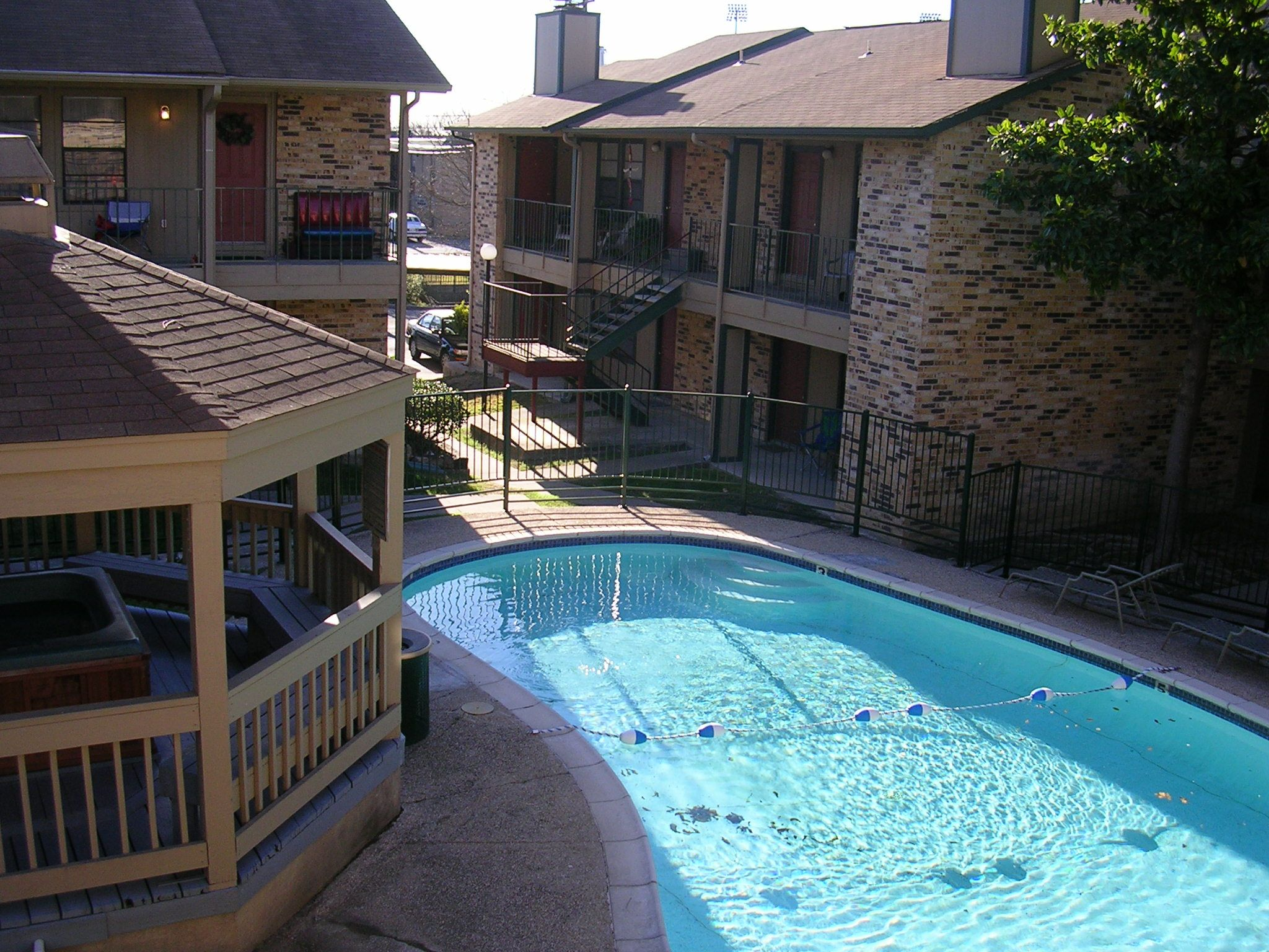 Stadium View Apartments In San Marcos Texas
