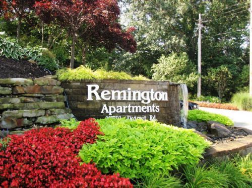 Remington Apartments In Westlake Ohio