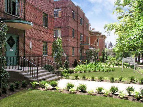 The Belmont apartments in Columbus, Ohio