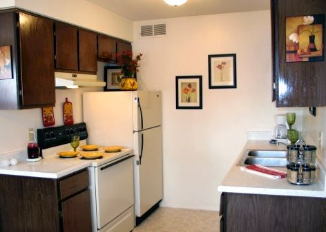 Golden Tower apartments in Evansville, Indiana