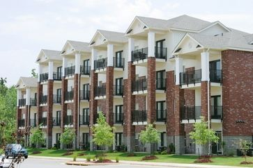The Links apartments in Fayetteville, Arkansas