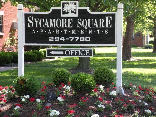 Sycamore square apartments in dayton ohio for Sycamore square