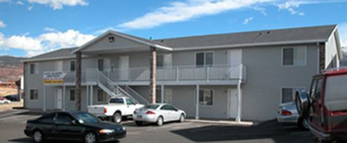Aspen Meadow apartments in Cedar City, Utah