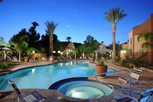 Scottsdale Belle Rive Apartments In Scottsdale Arizona